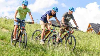 Wypożyczalnia rowerów w Zakopanem